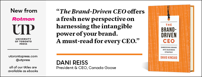 The Brand-Driven CEO: Embedding Brand into Business Strategy