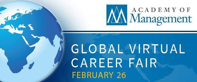 Global Virtual Career Fair: February 26