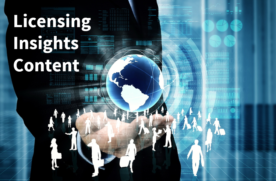 Licensing Insights Content