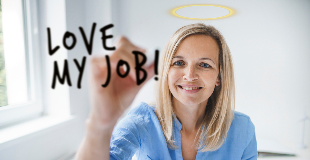 Doing What You Love Creates a Halo Effect to Your Boss