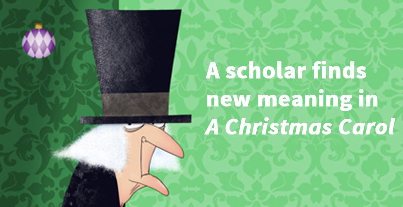 Holiday Consumerism Is at the Heart of Dickens' A Christmas Carol