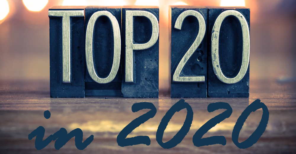 Top 20 Summaries in 2020